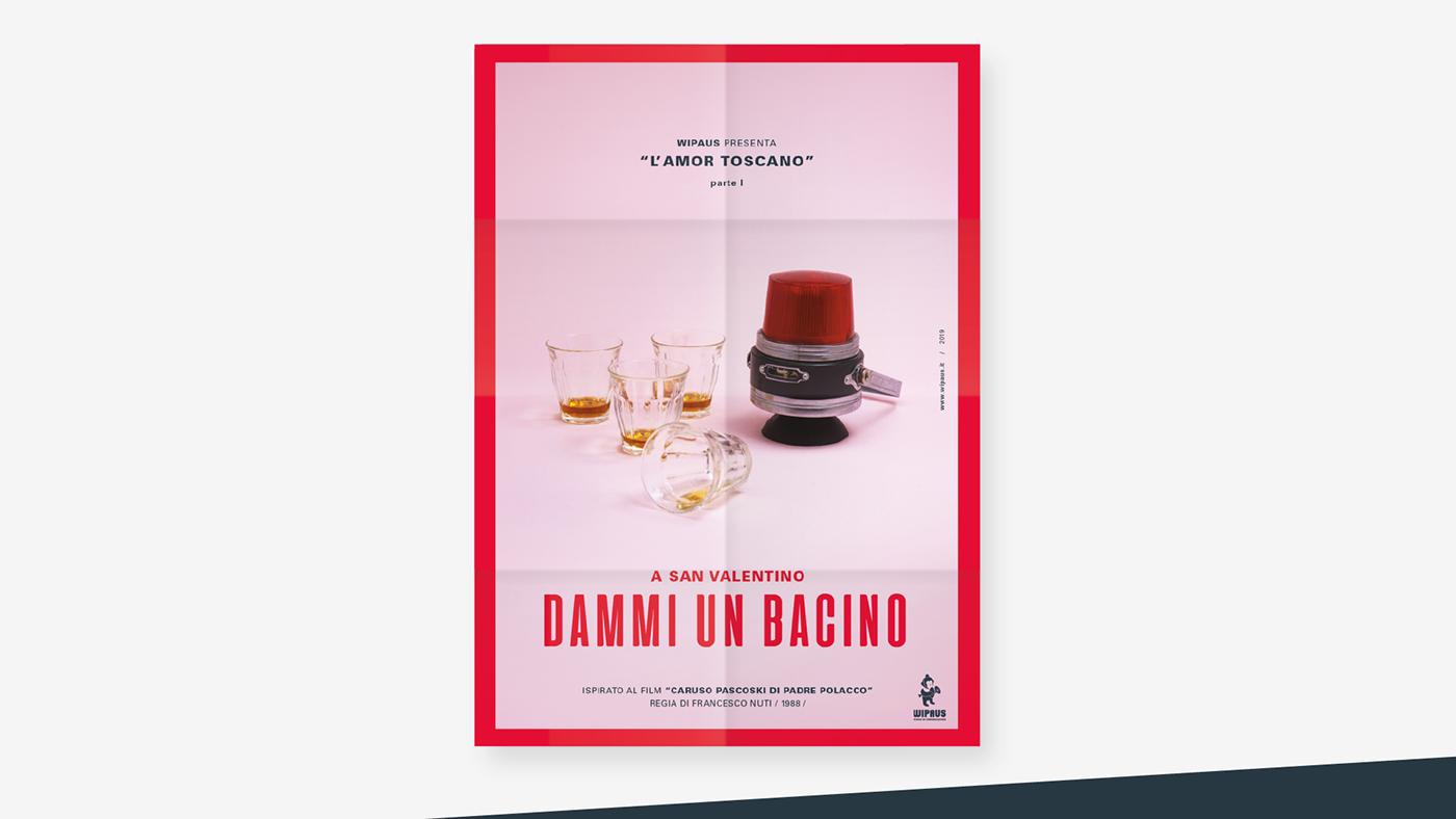 ADV Advertising  commercial Spot saint valemtine Love poster movie Cinema