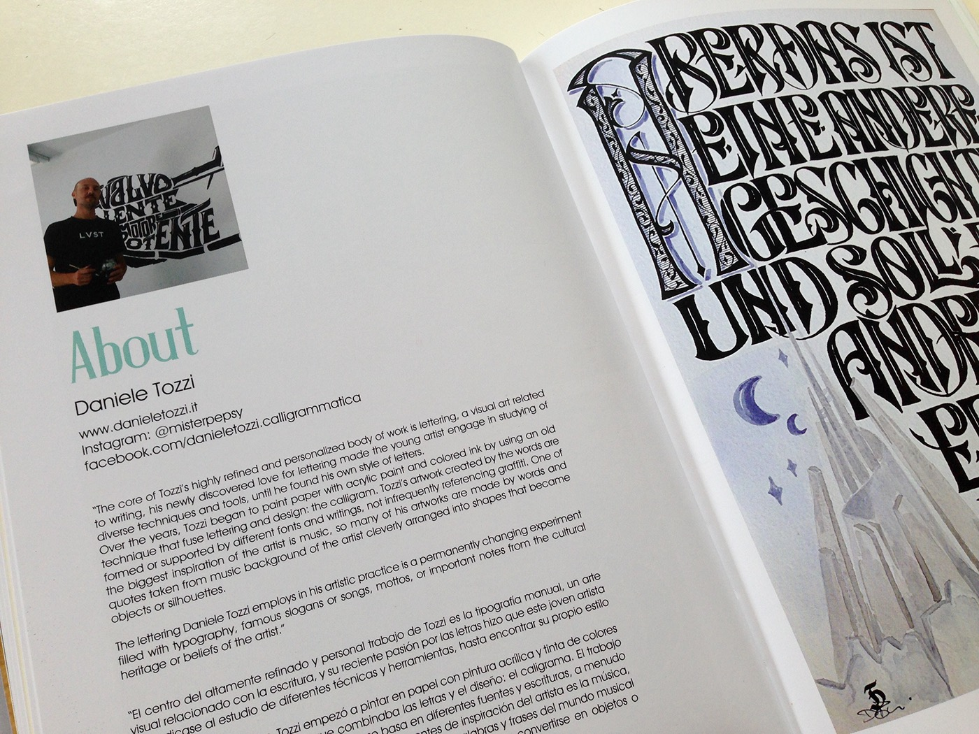 Fuentes Lettering. Finest Hand Lettering A Basic Guide To ...