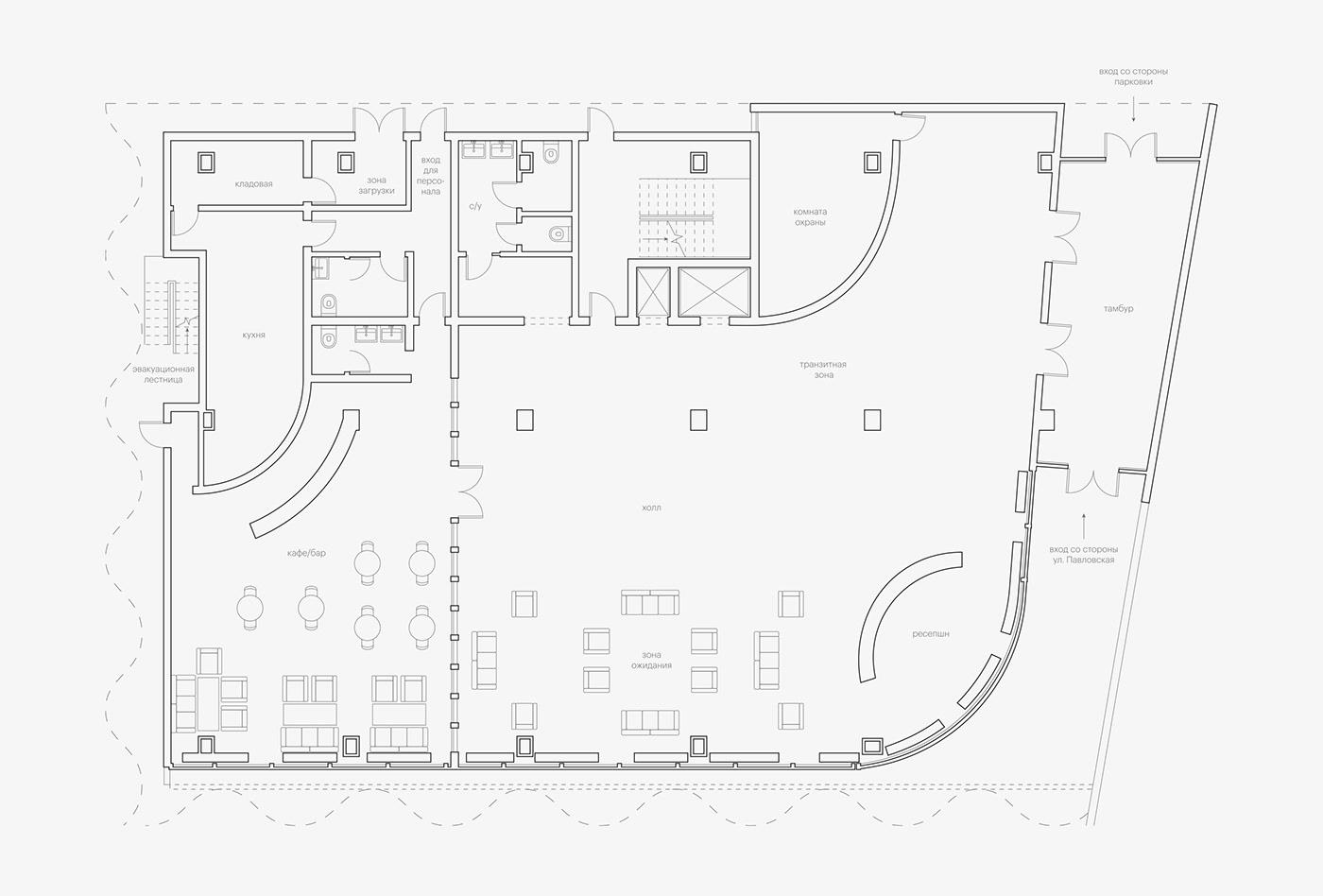 3D Visualization architecture concept архитектура концепция реконструкция