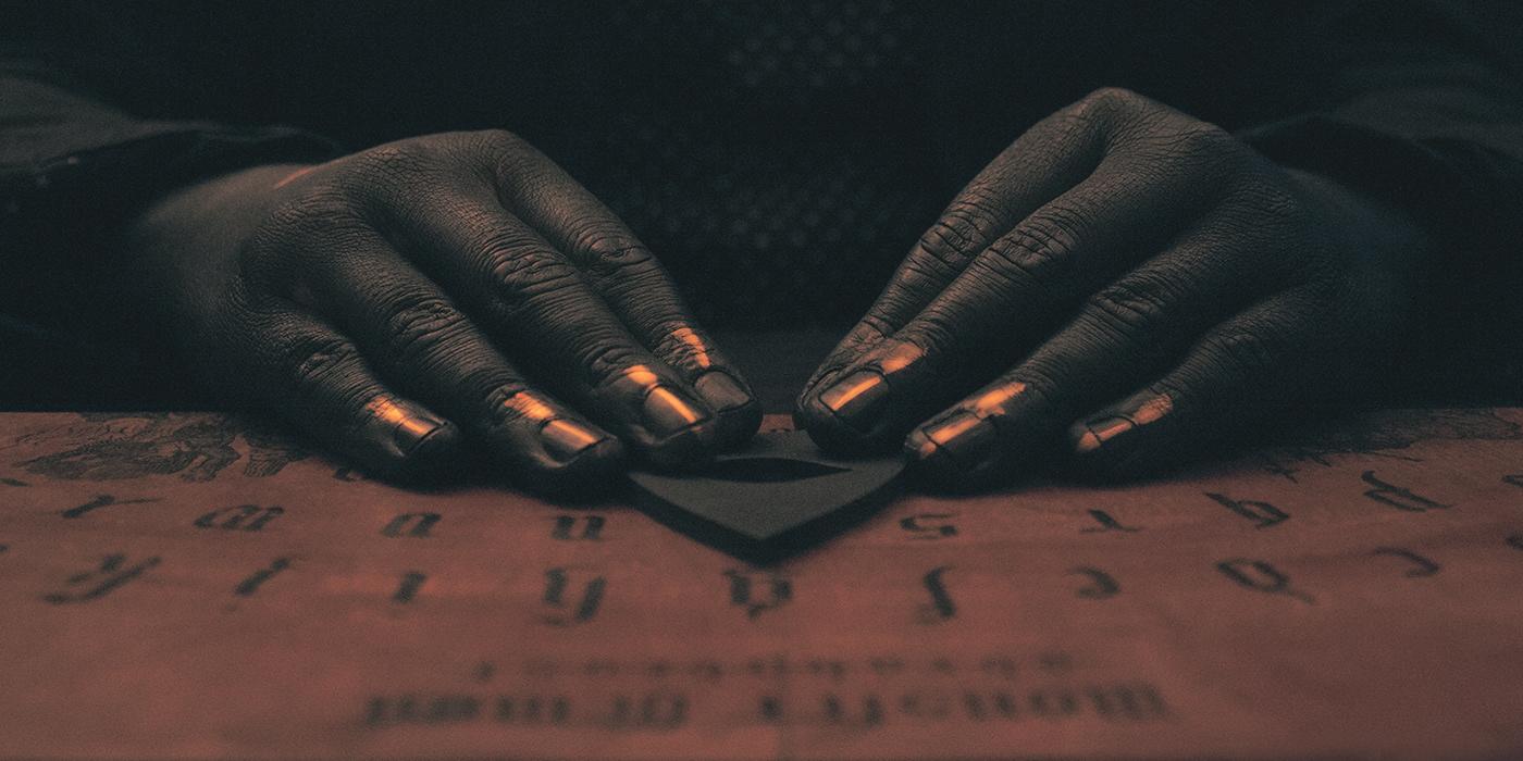 Abrakabeast Album arte Booklet metal band fire witchery black magic ouija