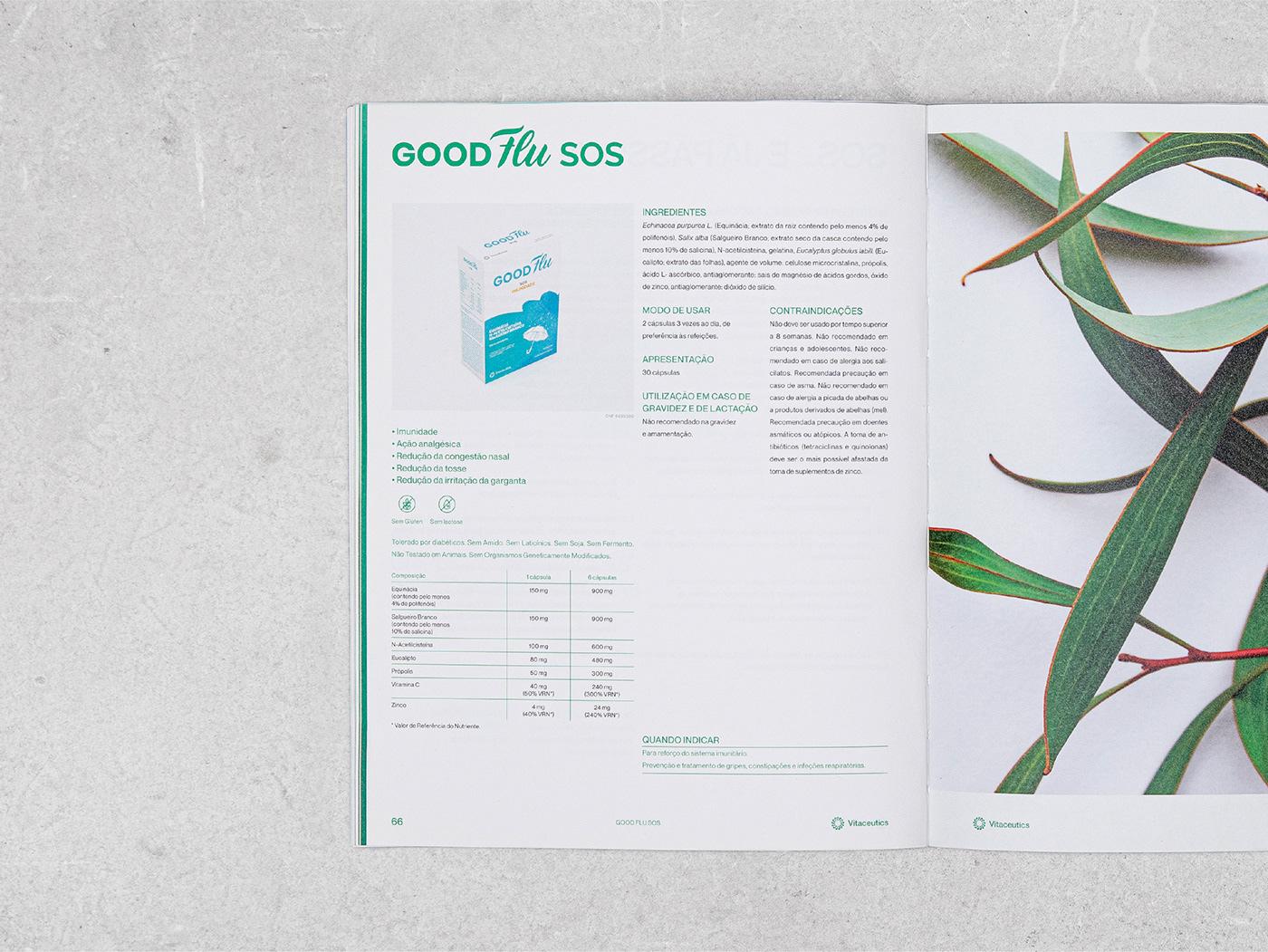 brand diet editorial Health Packaging Pharma probiotics supplements vitamins