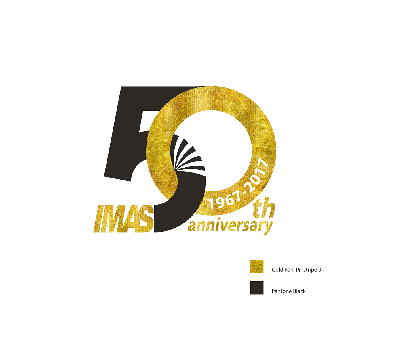 Imas 50th anniversary logo on behance work title imas 50th anniversary logo client international museum of art science award indigo design award 2018 bronze altavistaventures Image collections