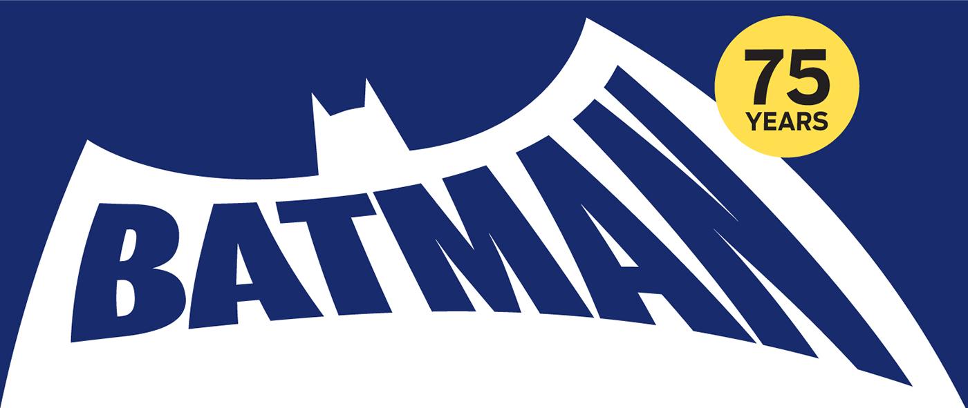 Batman 75 Years Project Zero On Behance