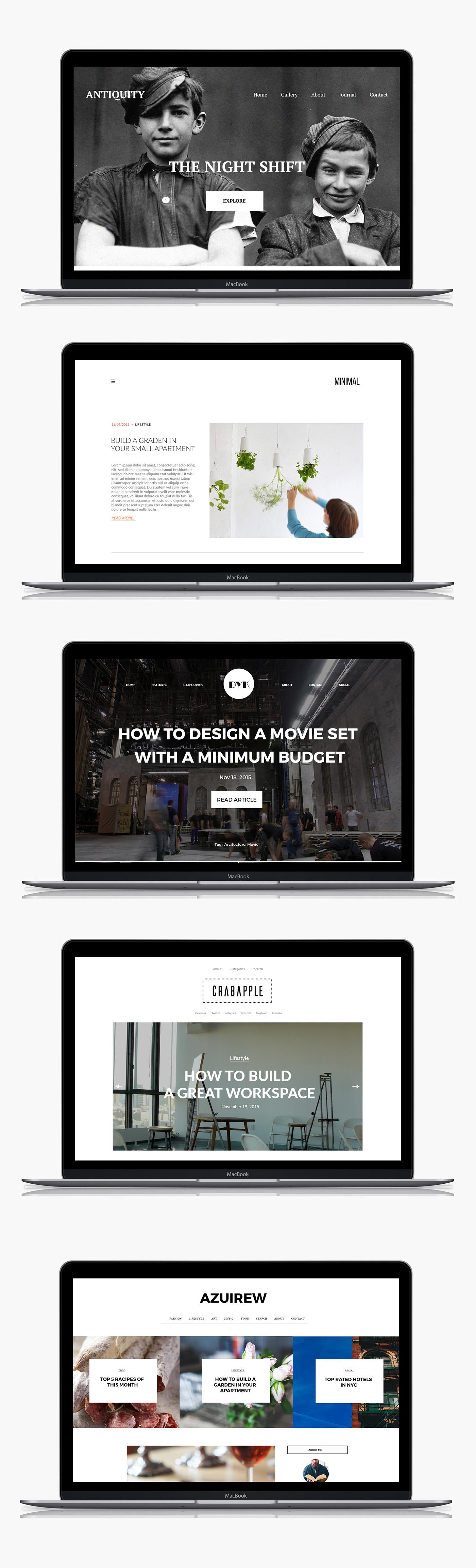 Blog,UI,kit,uikit,free,psd,bootstrap,grid,minimal,Webdesign,blogdesign