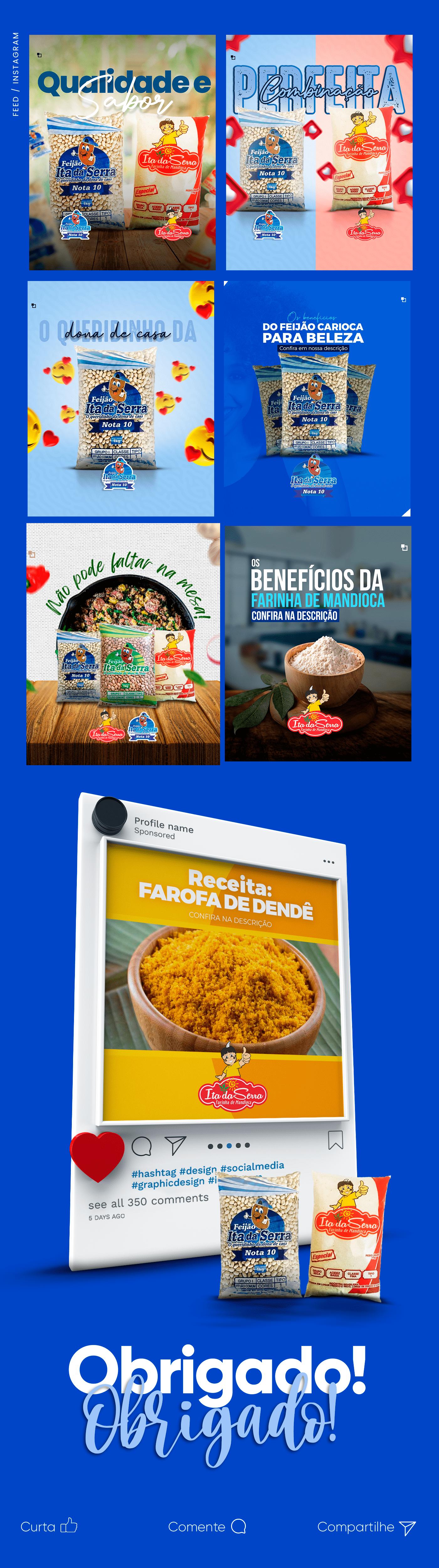 alimenticios distribuidora facebook instagram marketing digital photoshop rede social representação sergipe social media