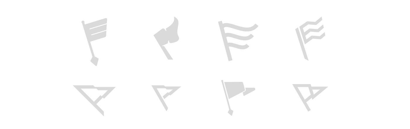 emporia branding  flag positioning agencia de marketing agencia de publicidade brand identity identidade de marca identidade visual rebranding
