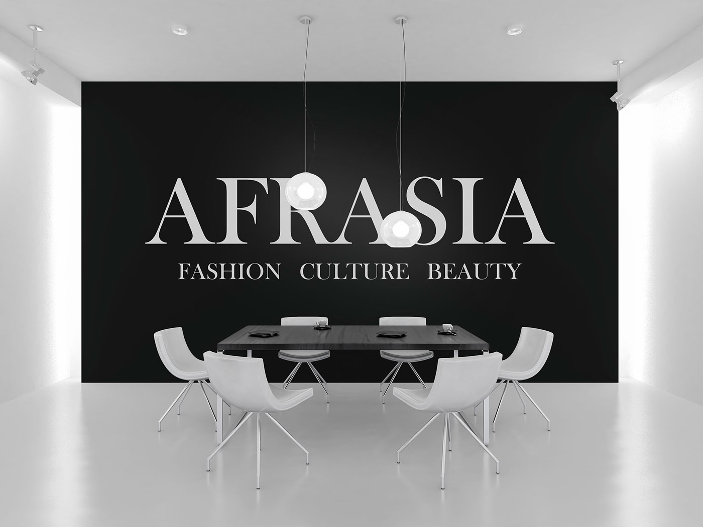 afrasia  fashion  u0026 branding on behance