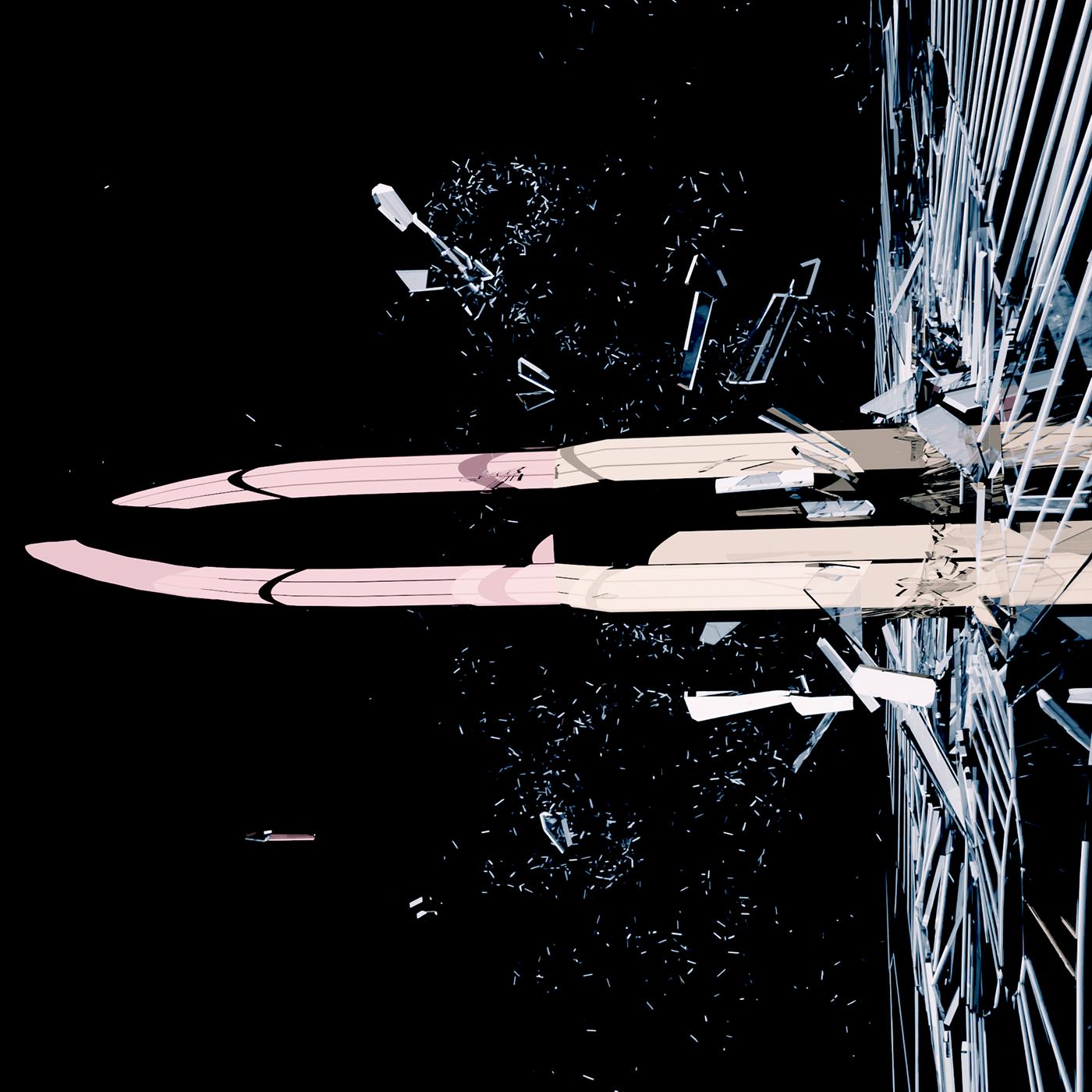 3dmodeling 3drender 3dworks blender Bullet rendering