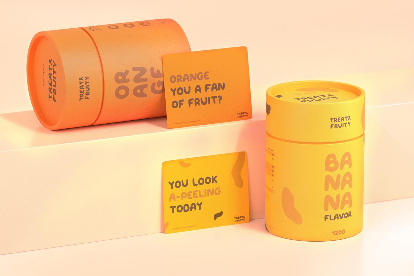 animal brand branding  dog Food  Fruit logo organic Packaging snack