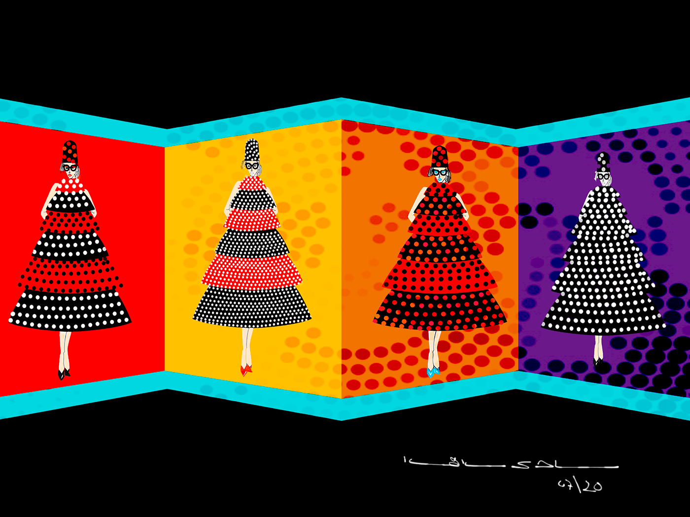 Image may contain: christmas tree, illustration and christmas