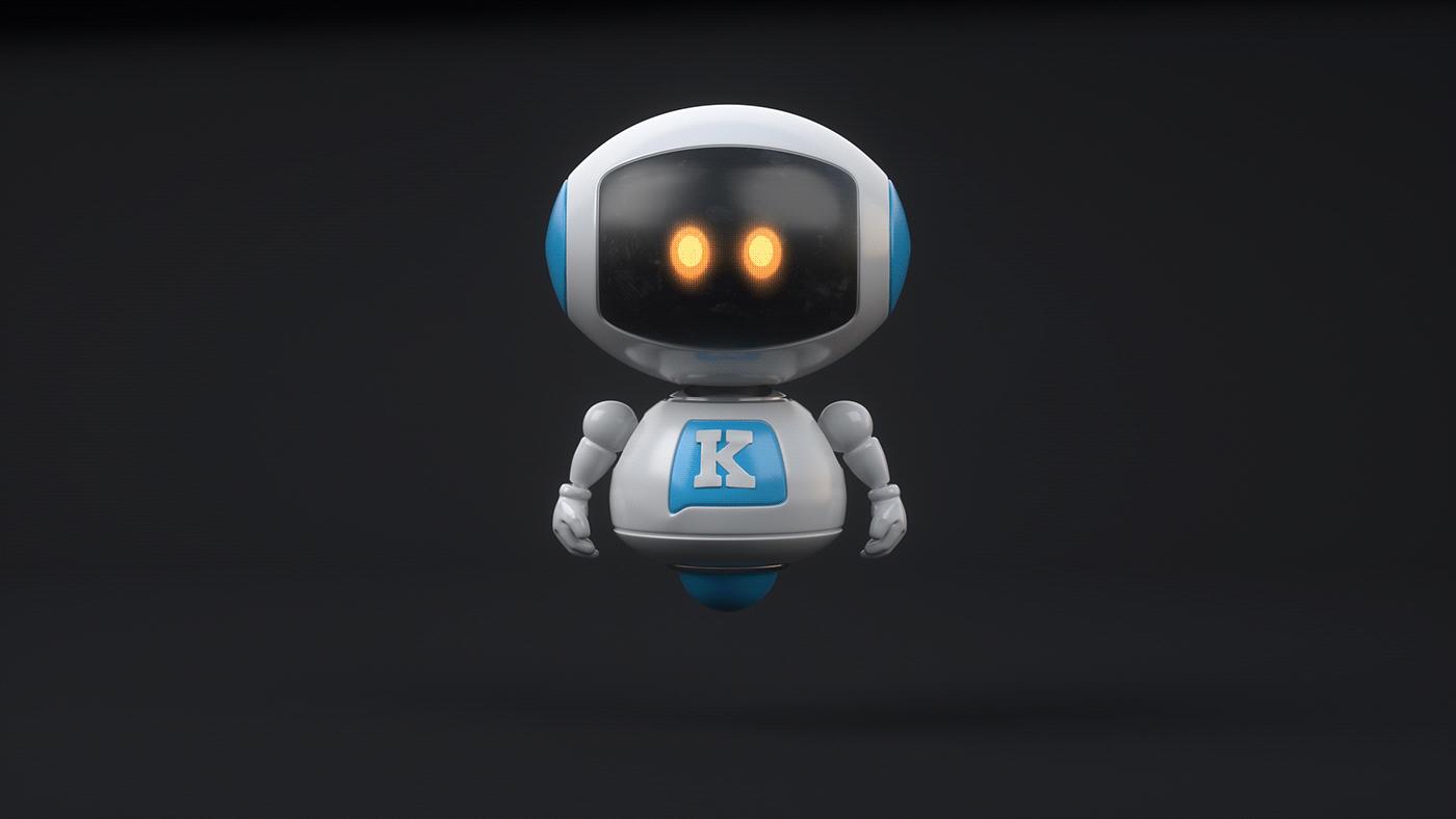 KBC k'ching 3D vr