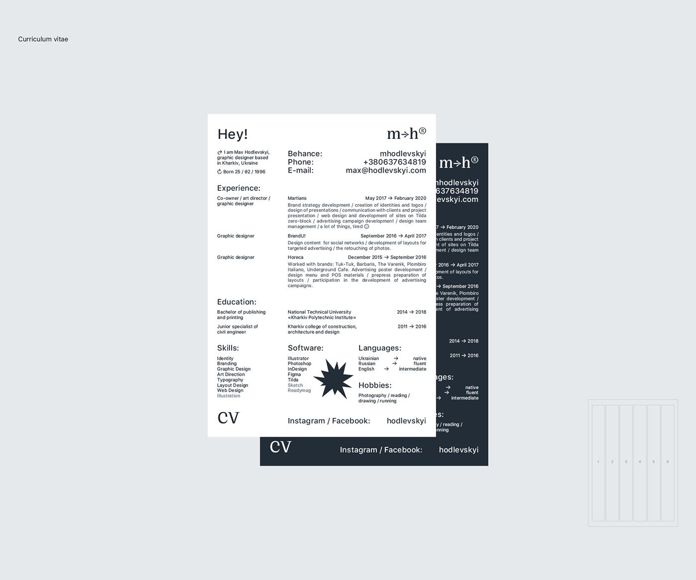 typography   Personal Identity personal branding Black&white graphic design  logofolio identity Logotype Minimalism simple