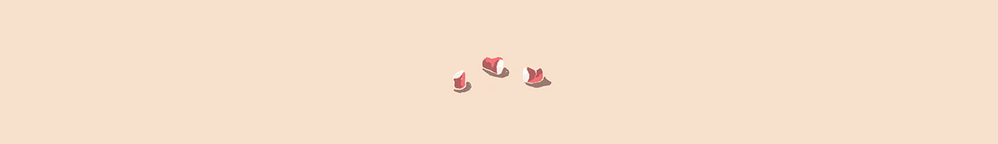 animated ILLUSTRATION  editorial gif colored pencil teenager surreal tongue anxiety angst