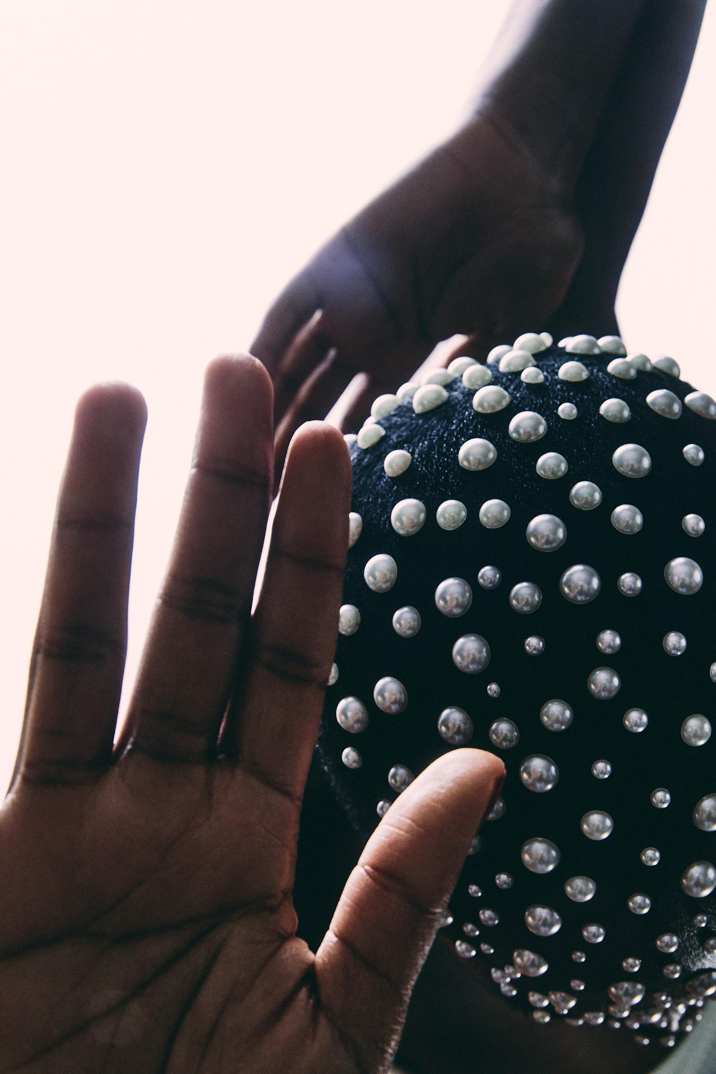 alien beauty beauty photography pearls