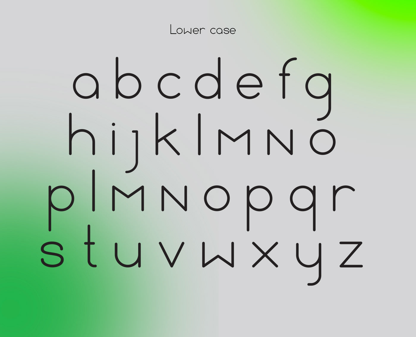type font lettering typography   bold sans serif design glyphs