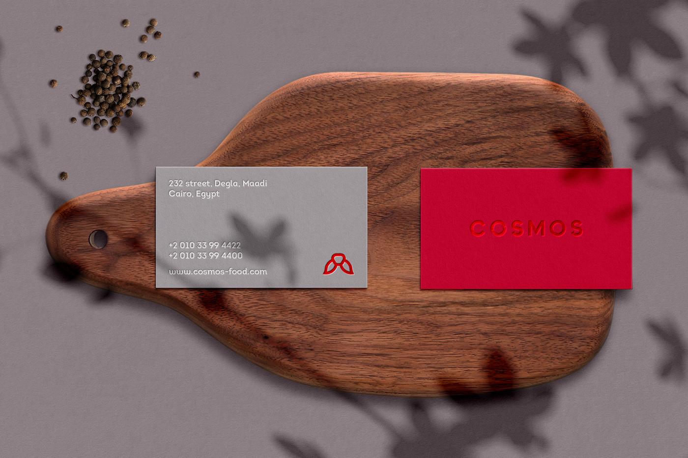 brand delicatessen Food  identity logo