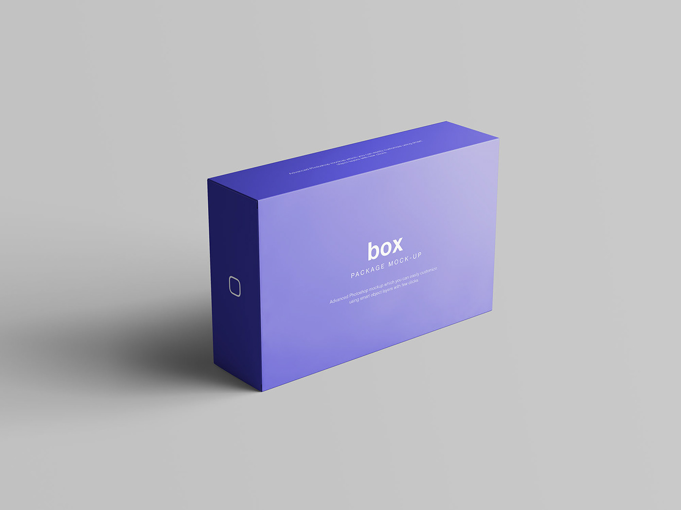 Box Packaging Mockup Psd On Behance
