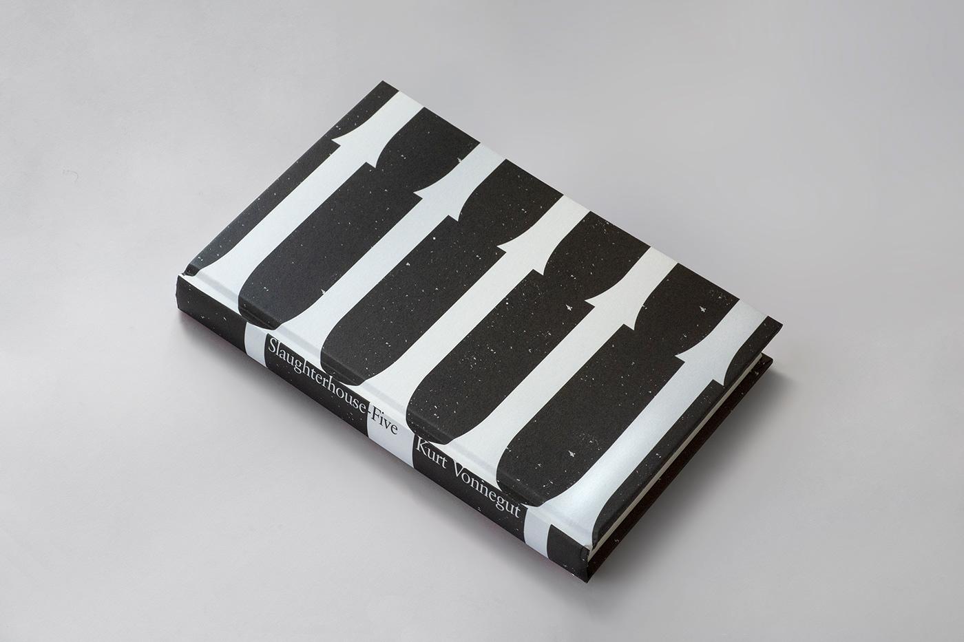 book graphic kurtvonnegut print Slaughterhouse-Five