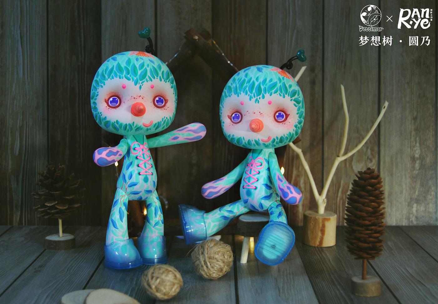 art design handmade painting   toys