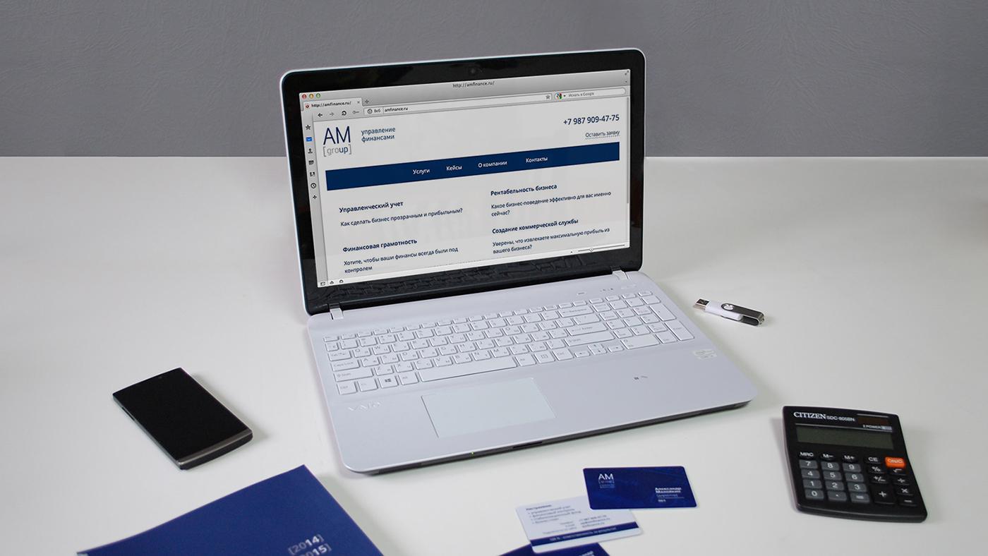 finance brand logo Style blue arrow