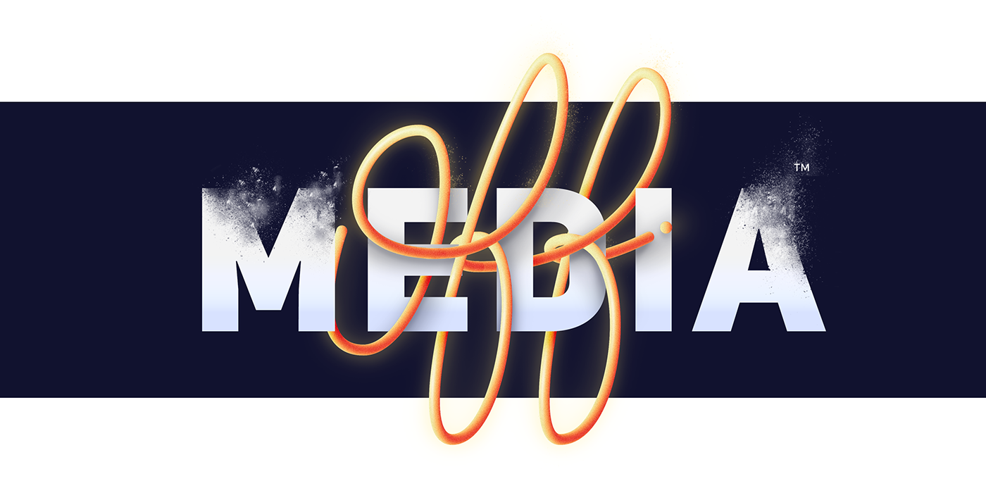 Calligraphy   ILLUSTRATION  typography   design graphicdesign monoline photoshop vector creative art