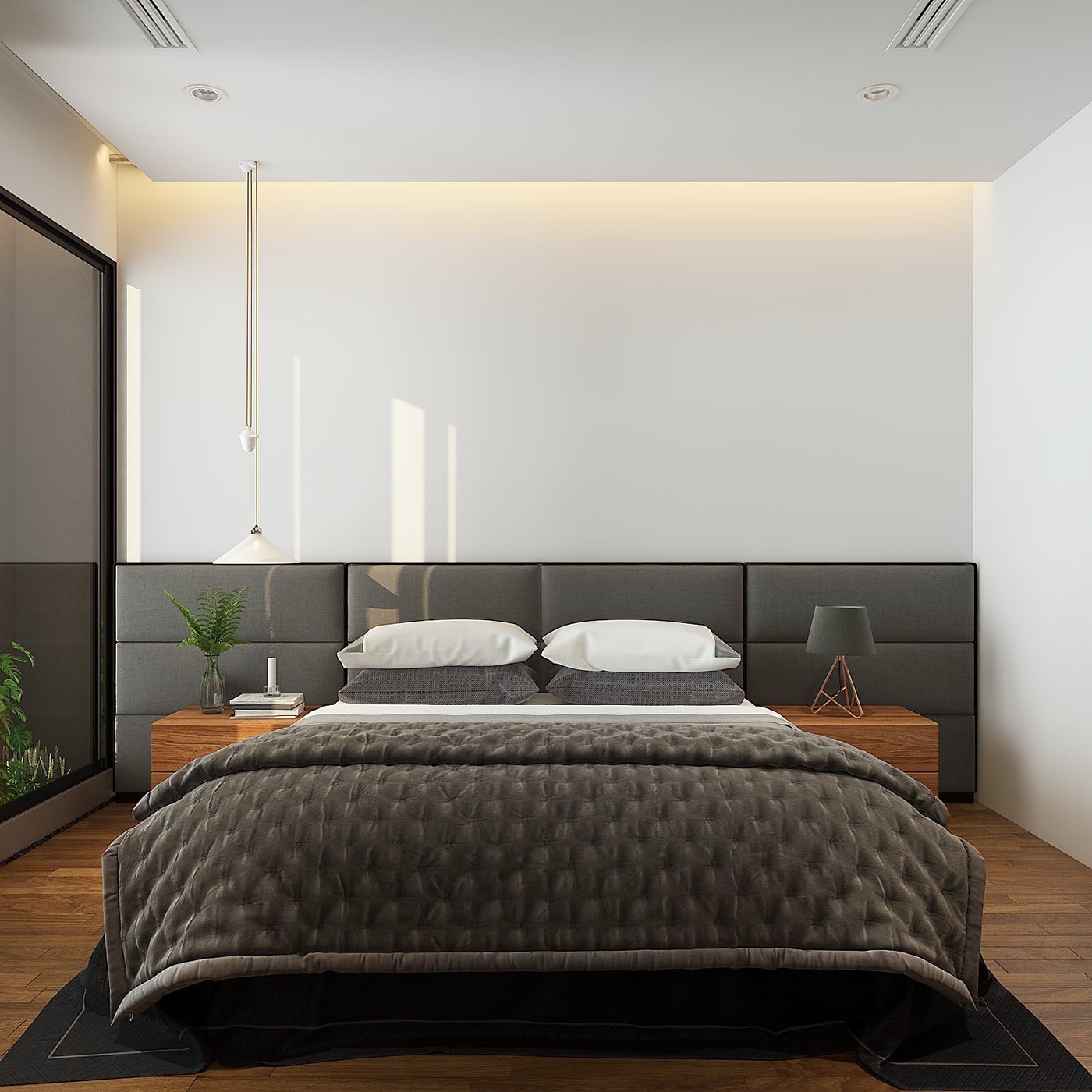 hp haus interior design on behance. Black Bedroom Furniture Sets. Home Design Ideas