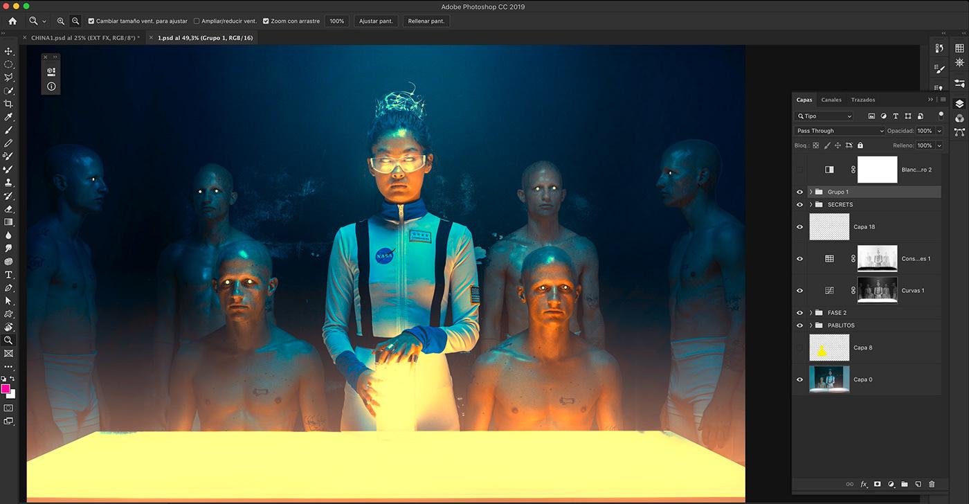 Image may contain: human face, swimming and monitor