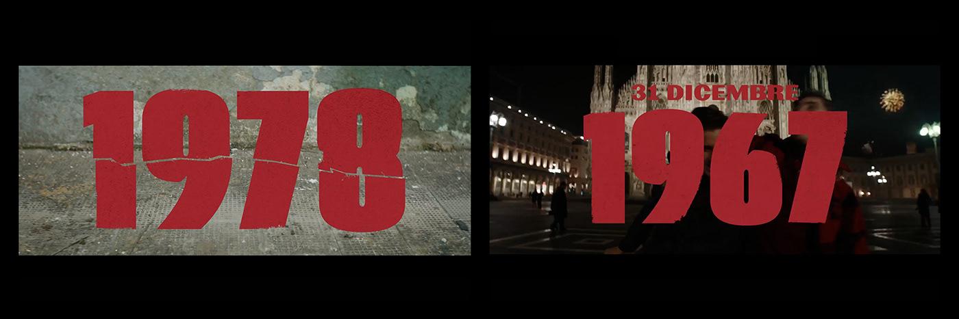Netflix keyart Film   poster Cinema vintage Italy milan Title movie poster