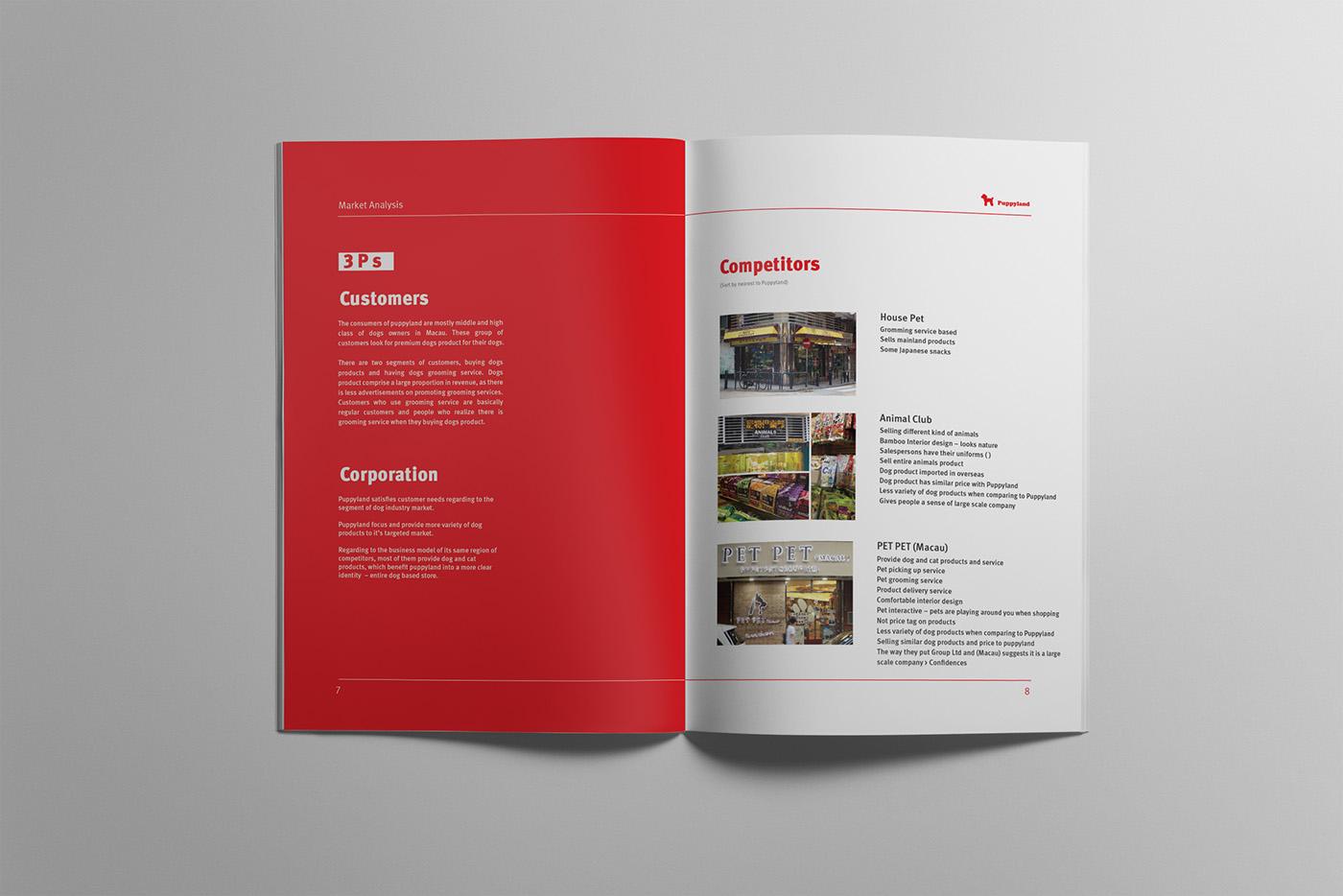 Brand Book | Puppyland on Behance