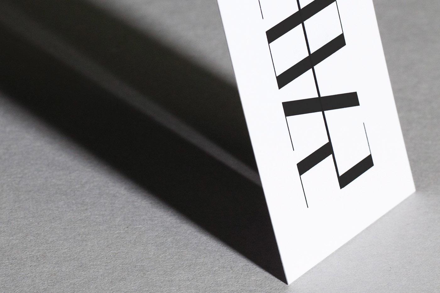 bc business card brand identity press logo type font dream Travel line auto-generative pattern