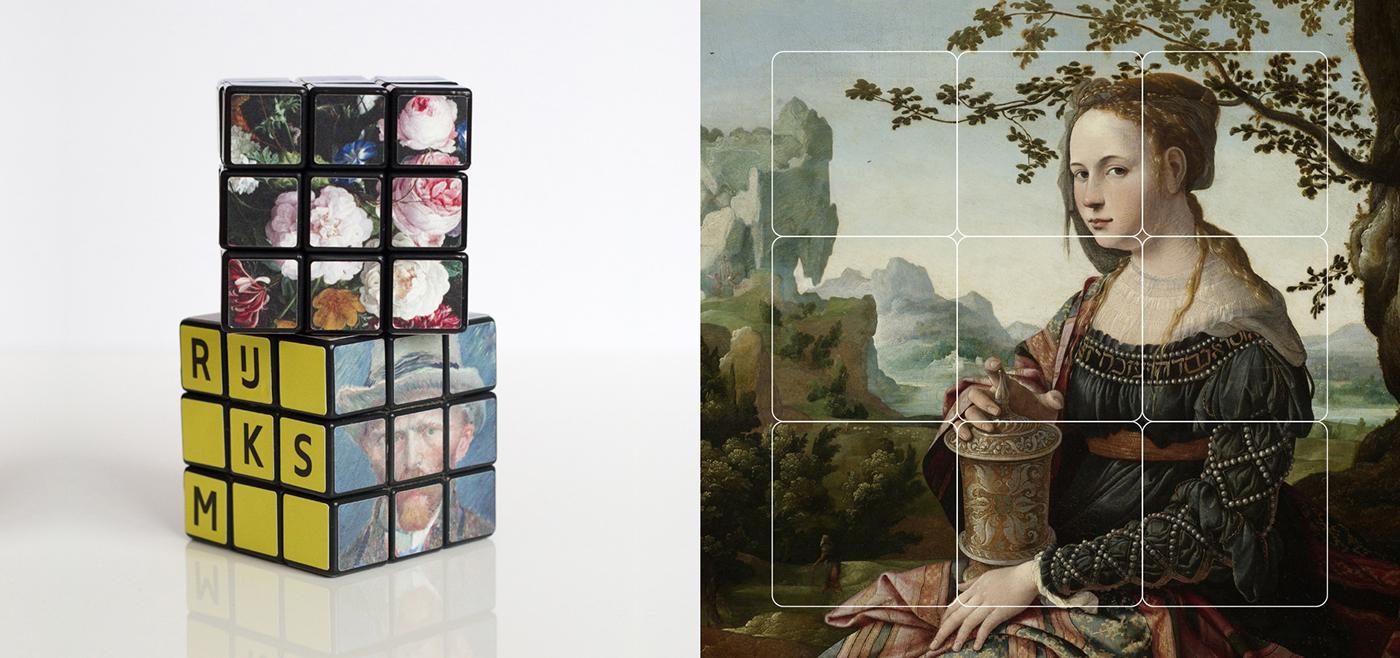 cube art contest Rijksmuseum amsterdam rubikcube  contemporary art object