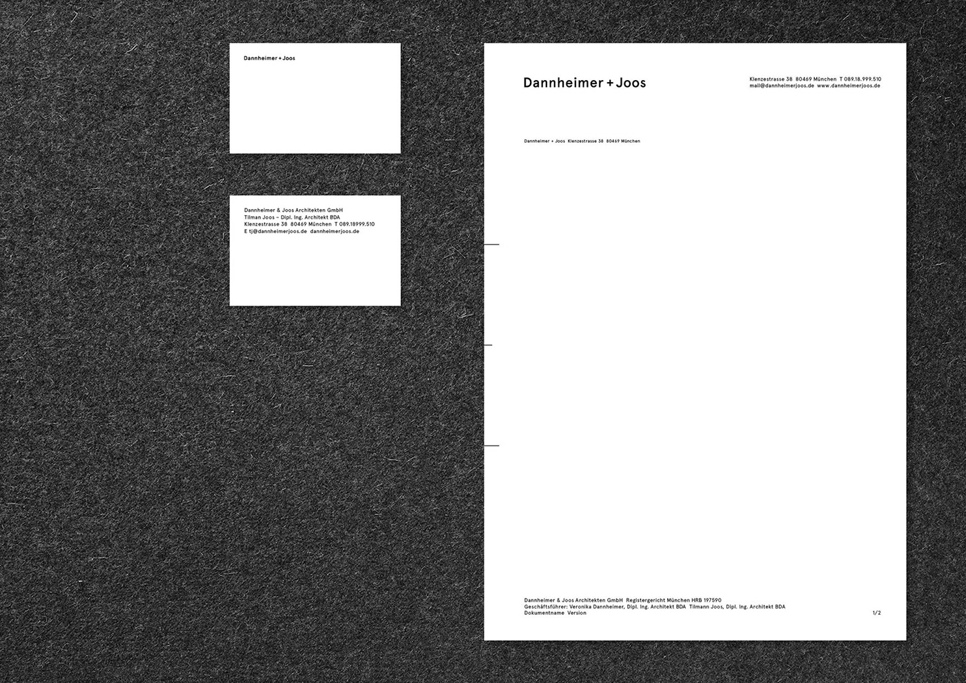 architecture design corporate logo Website Stationery Business Cards letterhead