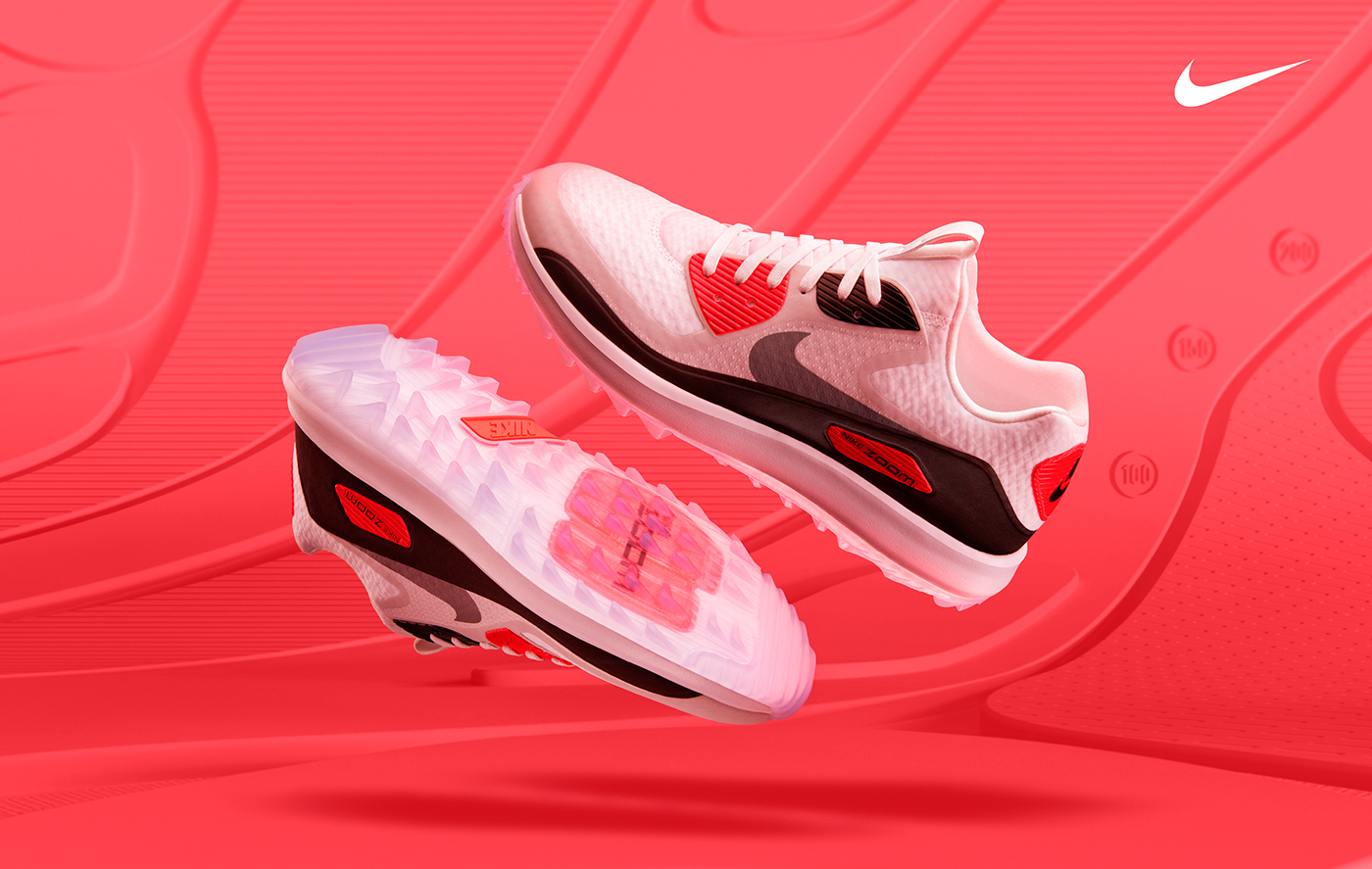 the best attitude 1eee7 474a0 Nike / NGC Collection : Air Zoom 90 OG on Behance