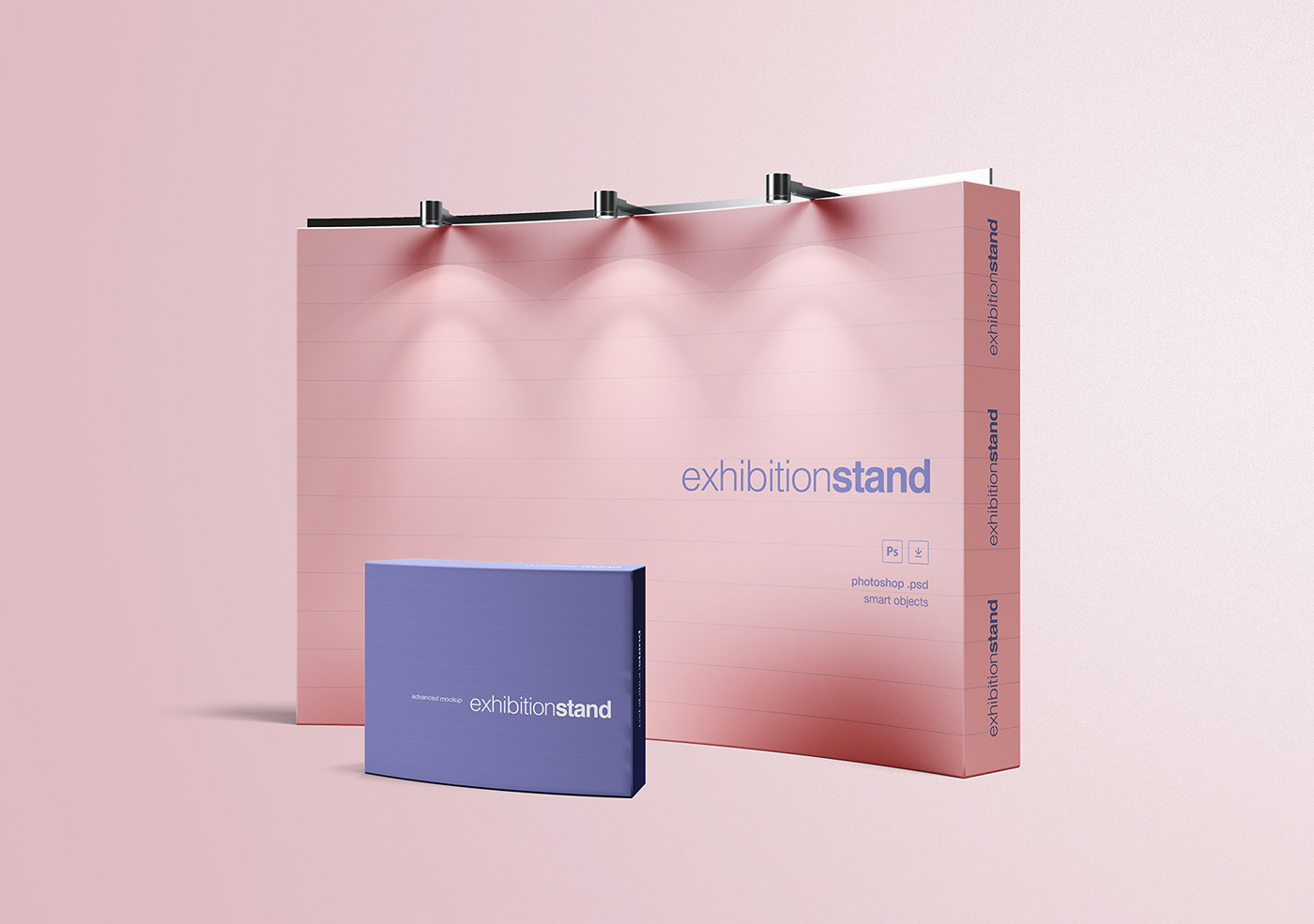 Exhibition Stand Behance : Exhibition stand mockup on behance