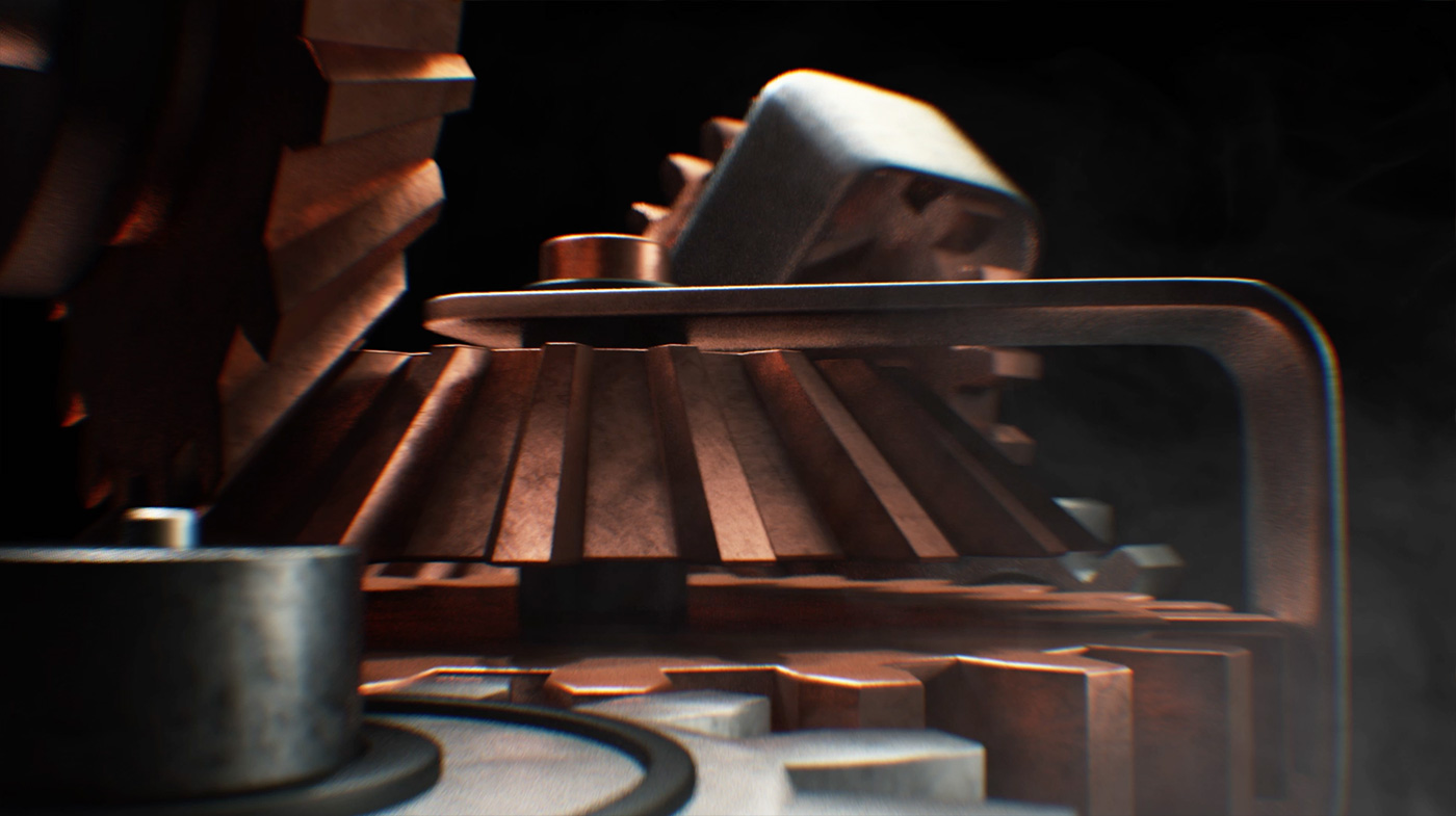 animation  CGI 3D trailer bumper intro title sequence TV Commercial TV Ad motion graphics