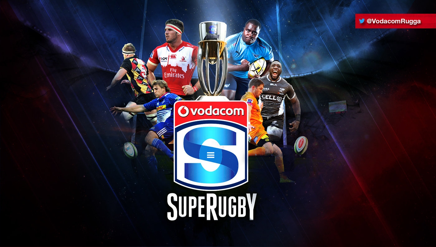vodacom super rugby wallpapers on behance