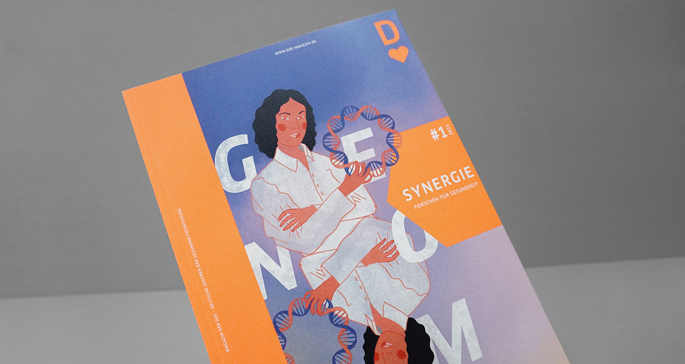 biology DNA Genes genome Health ILLUSTRATION  magazine medicine research science