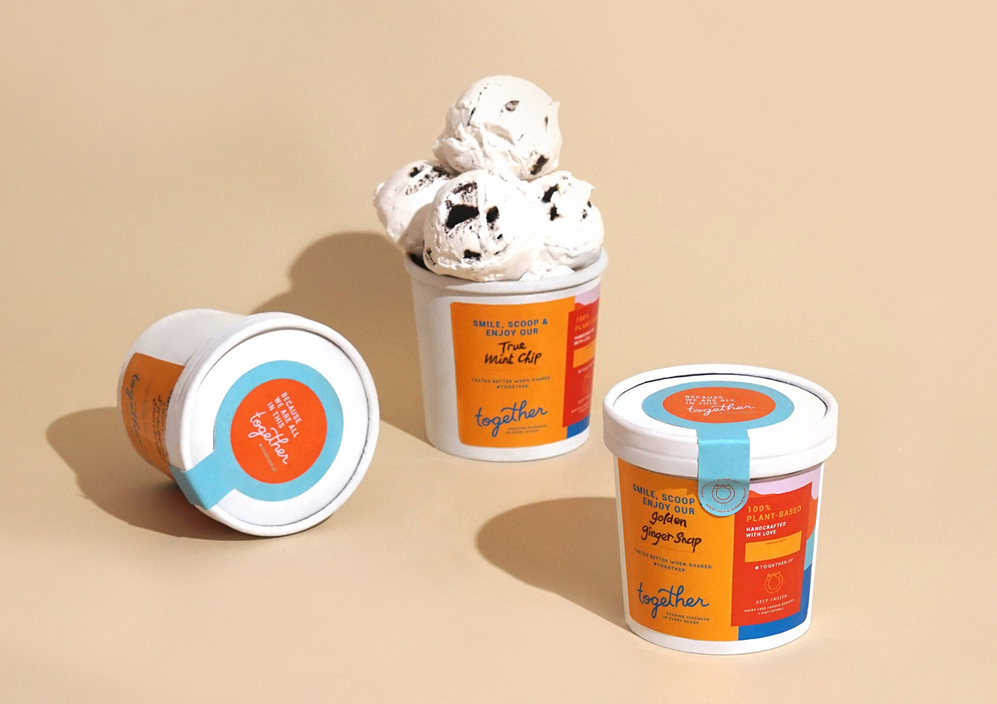 brand identity,branding ,bymerillangie,ice cream branding,logo,merillangie,Packaging,Product Photography,together sf,visual identity