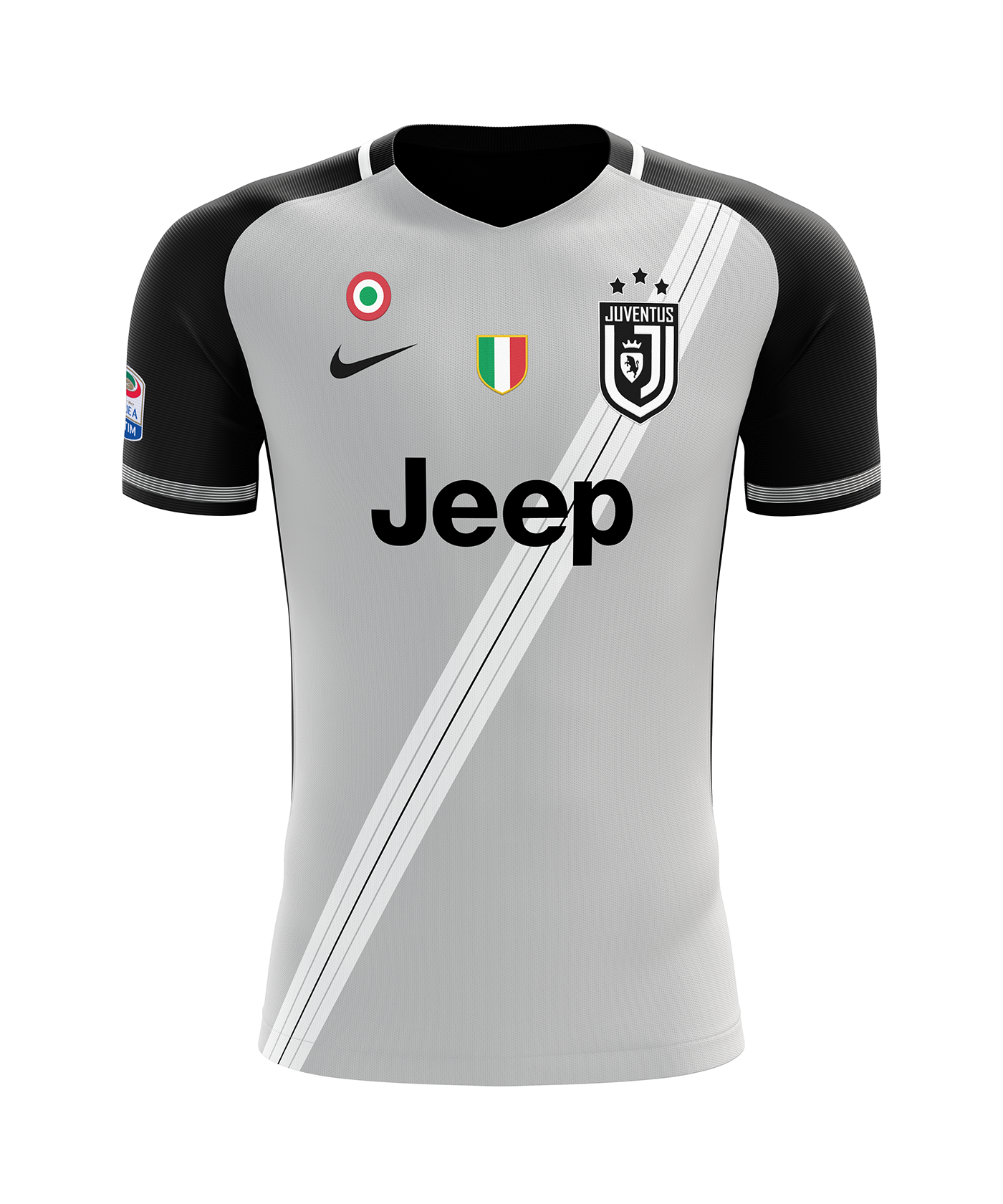 uk availability bbb2c 13c1f JUVENTUS FC x NIKE on Behance