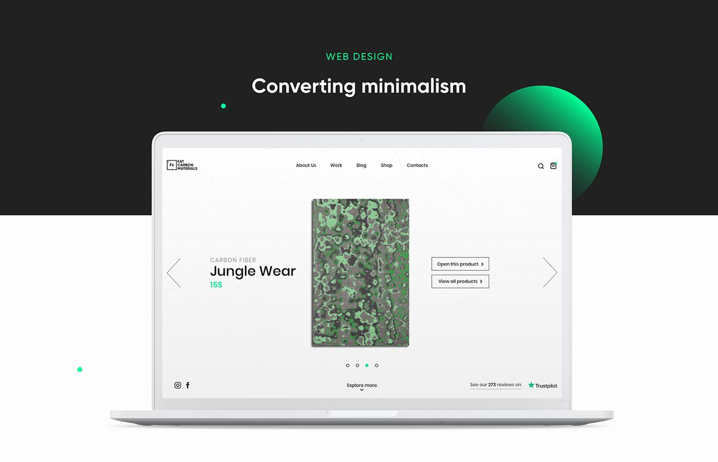 Brand Design branding  logo logobook Minimalism UI UI/UX ux Web Design  Website