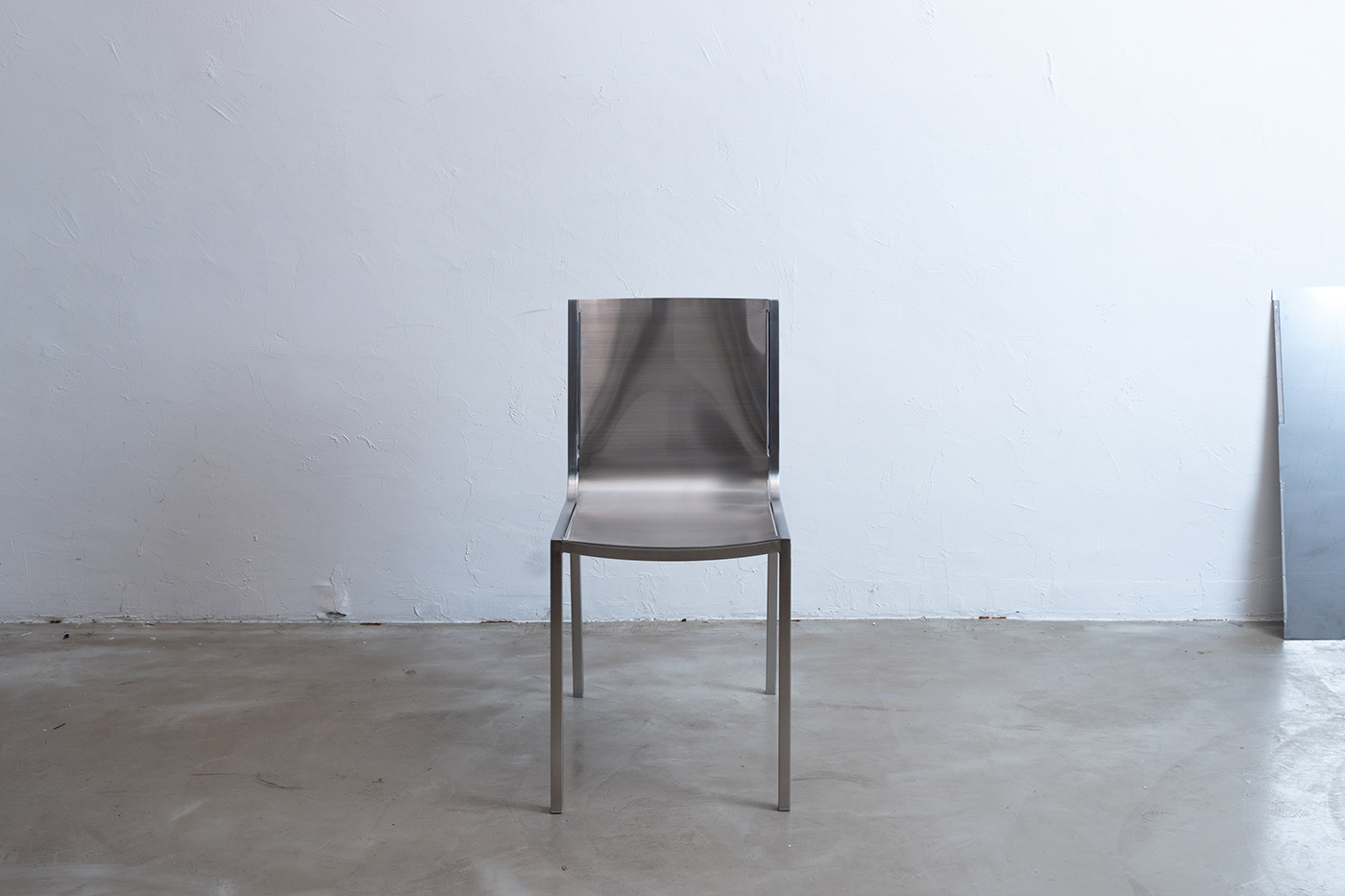 chair dining chair furniture stainless steel metal chair