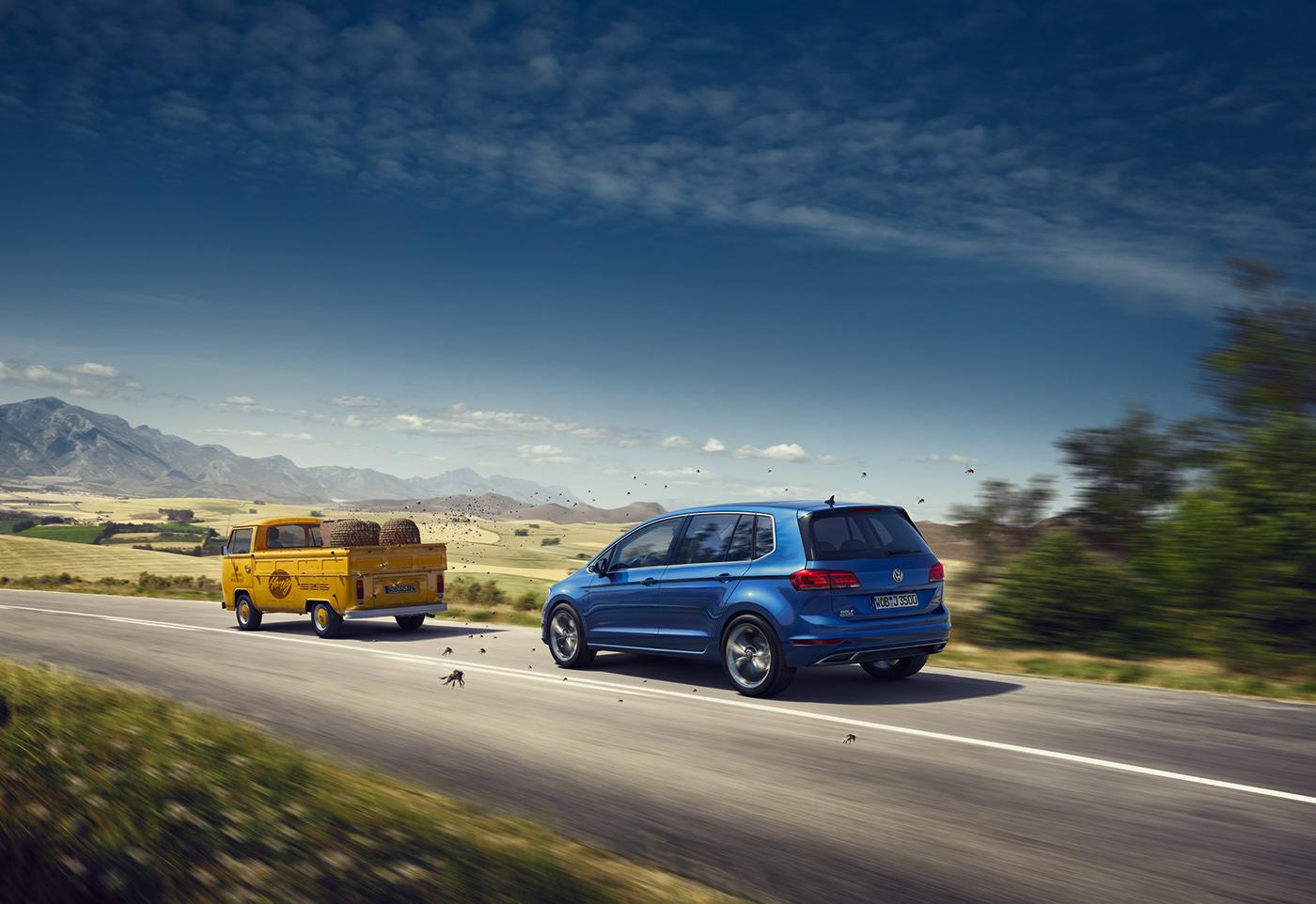 Media Marketing   Campaigns   DDB/VW : Caddy Maxi Family