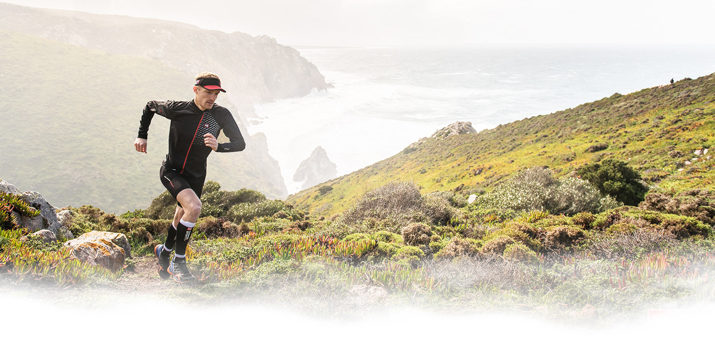 UI ux Webdesign art direction  sport running Responsive Prestashop socks