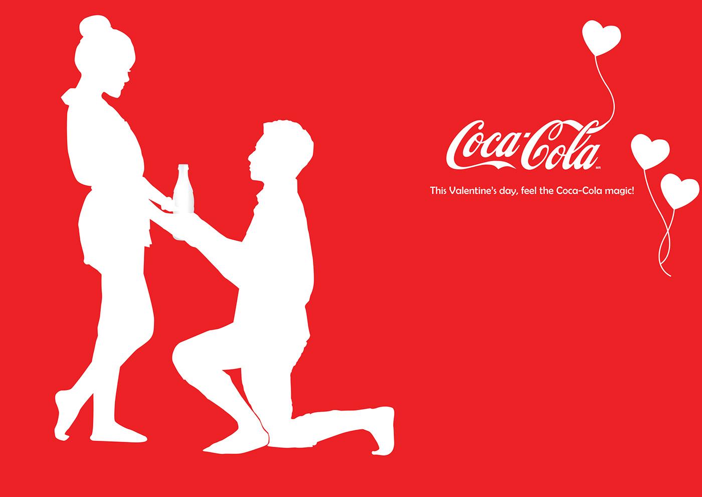 Coca Cola Print Ad on Behance