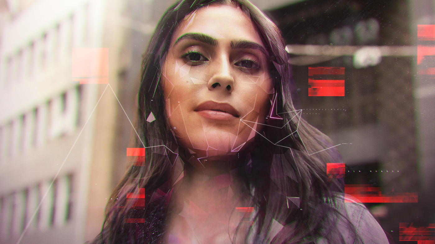 Technology Bank motiongraphics organic colors trend future futuristic hightech Scifi