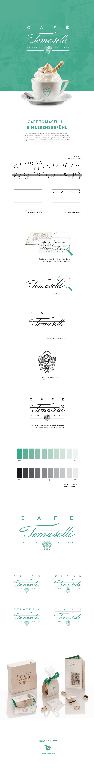 tomaselli cd Corporate Identity salzburg Kaffee geschichte