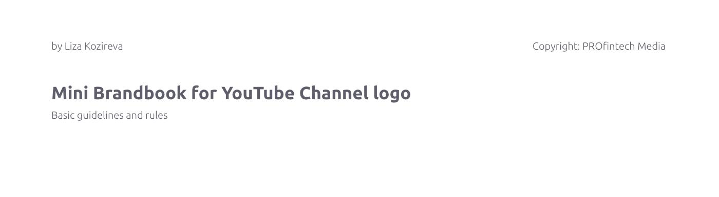 brandbook corporate logo rules