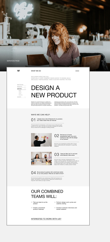 redesign UI UI/UX ux web-design design design agency