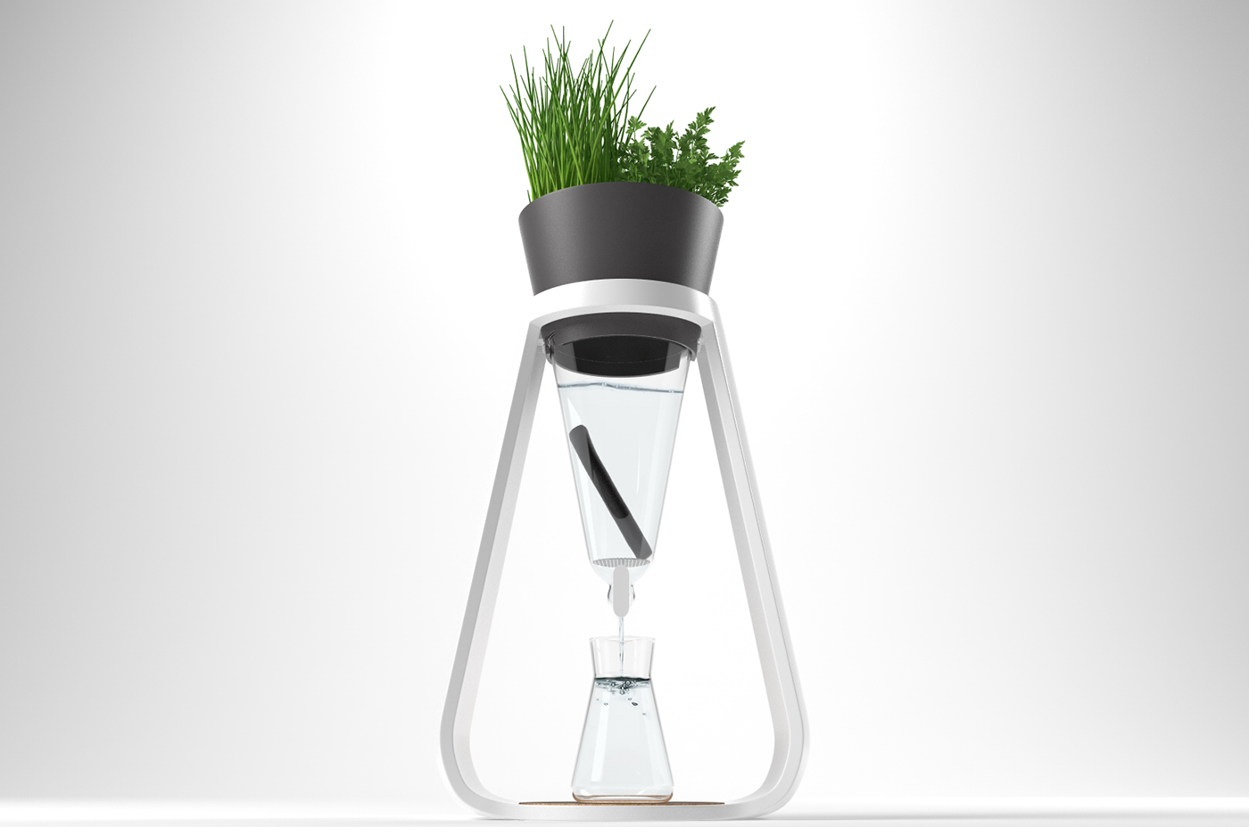 Water dispenser on behance - Purifier l eau du robinet ...