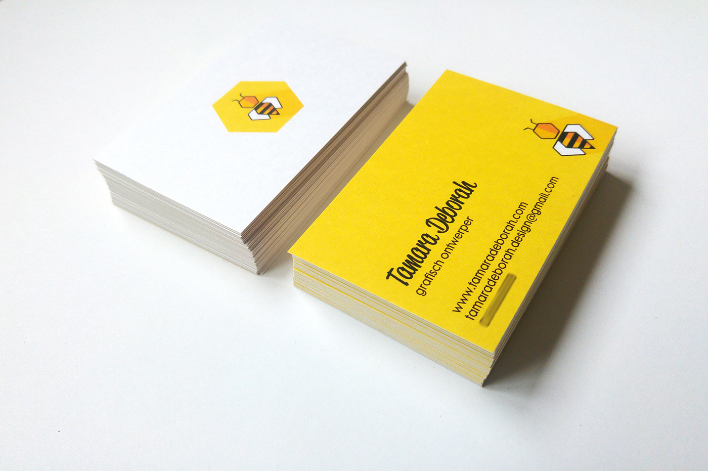Self promotion package on behance the pack consists of a business card a resume and a little booklet about myself including a small selection of my work reheart Image collections